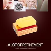 טיפול גופרית לפצעים ומחלות עור