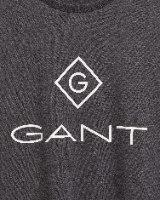 גברים | GANT T-SHIRT LOGO GREY