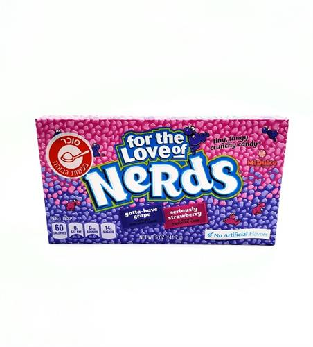 Nerds Strawberry Grape ענק!