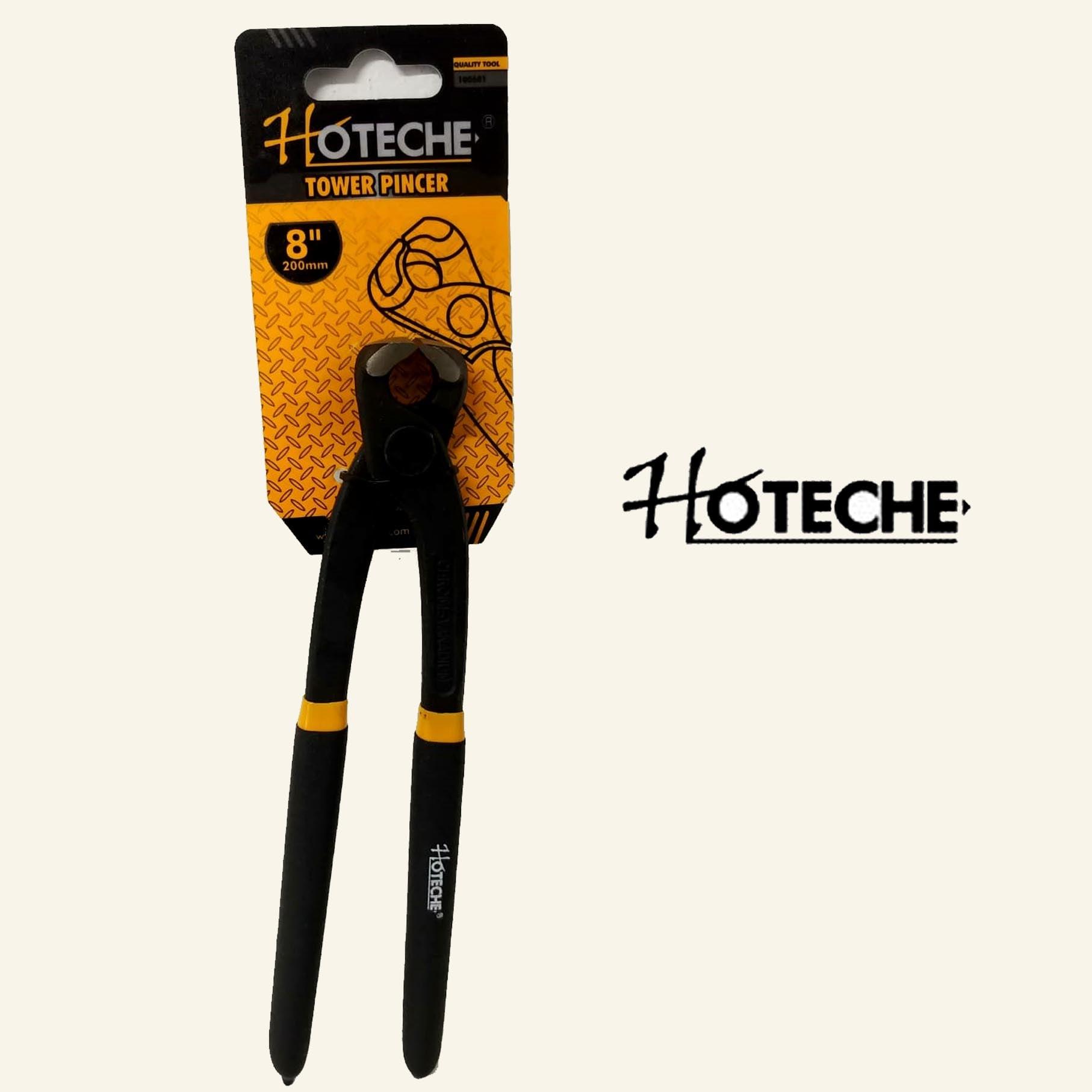 """צבת ברזלנים 8""""  מבית חברת HOTECHE"""
