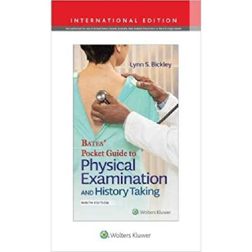 Bates' Pocket Guide to Physical Examination and History Taking 9th edition