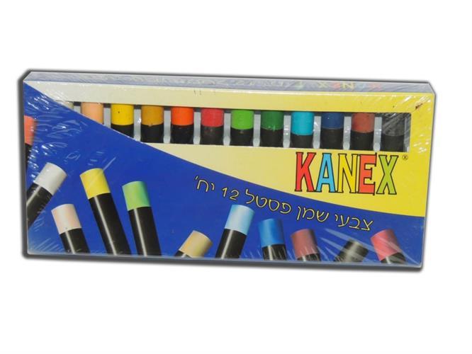 צבעי פנדה 12 יחידות