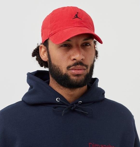 JUMPMAN CAP RED