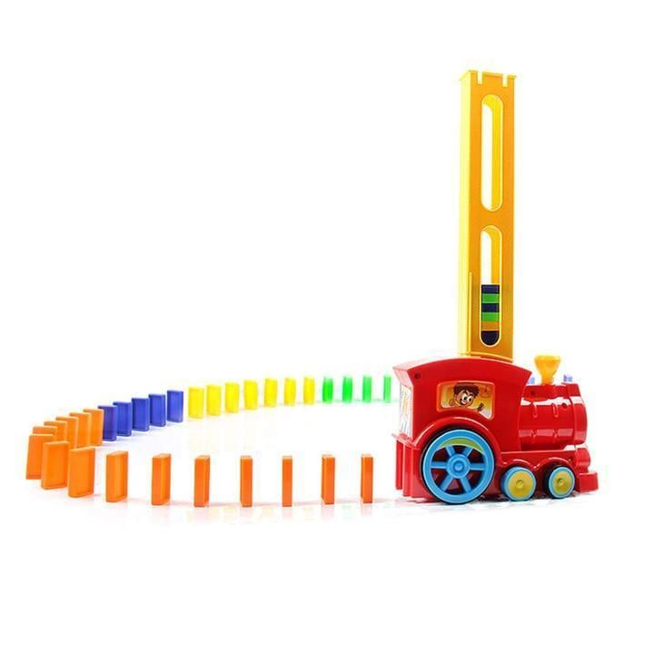 רכבת דומינו - ערכה מושלמת לילדים