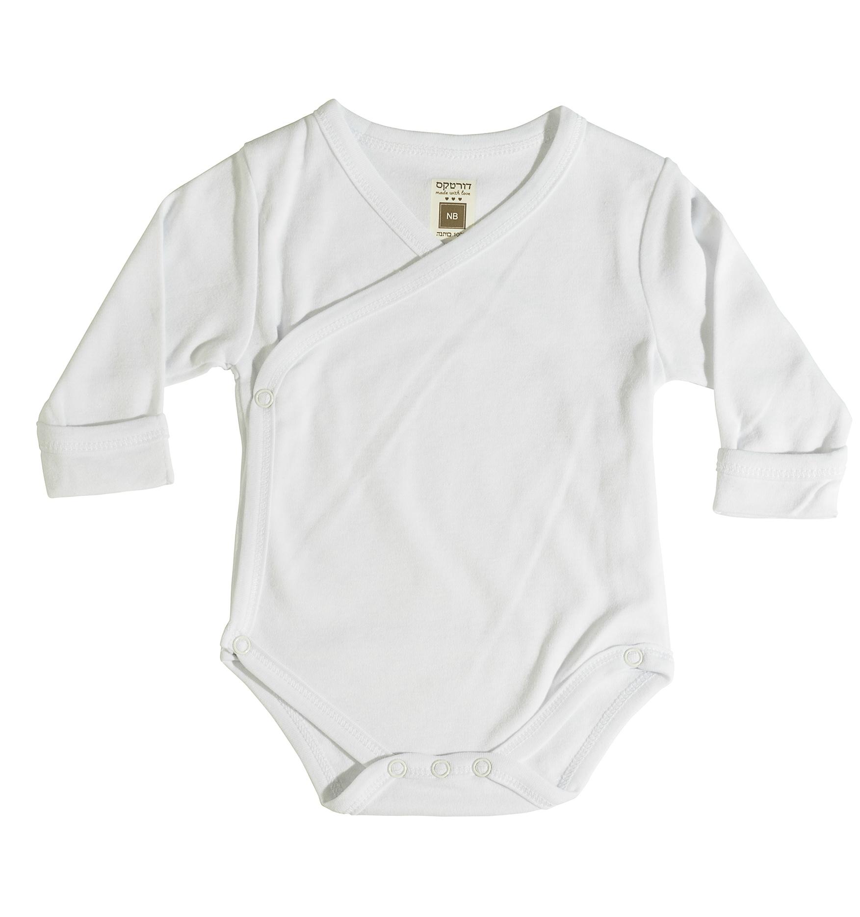 בגד גוף חזייה B-001 לבן