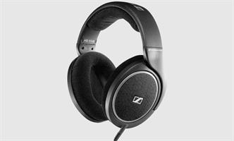 אוזניות חוטיות Sennheiser HD558, שמע hi fi מדהים הפרדה מדוייקת וצליל נקי