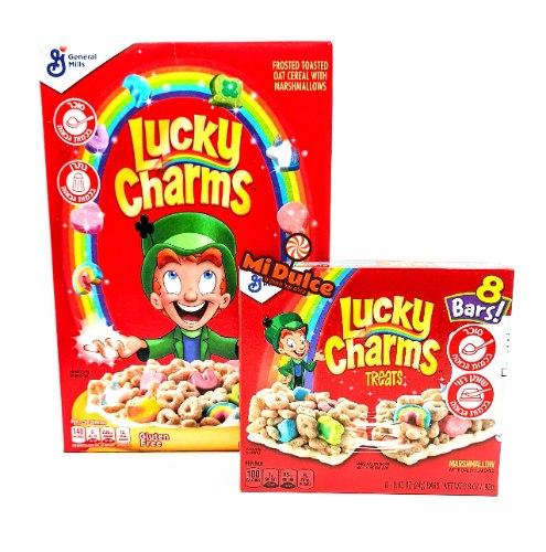 מארז לאקי צ'ארמס ספיישל! Treats+Cereal