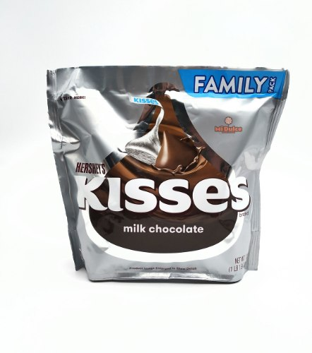 Hershey's Kisses Milk Chocolate מארז משפחתי!