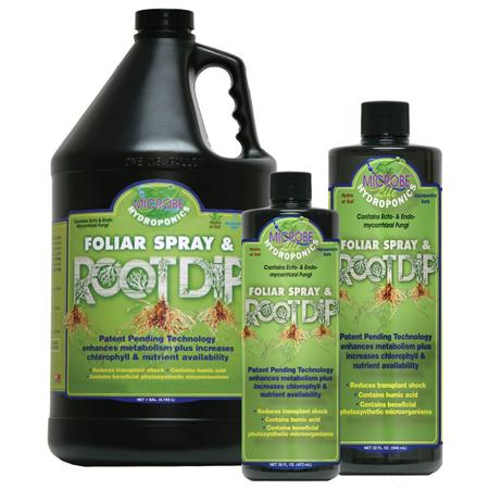 """מאיץ שורשים 500 מ""""ל MicrobeLife Hydroponics Foliar Spray & Root Dip"""