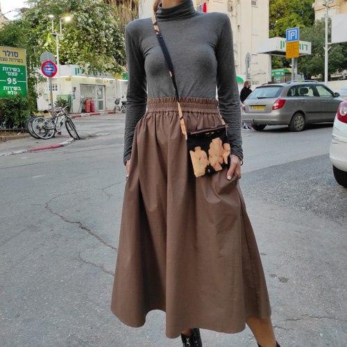 חצאית מוקה