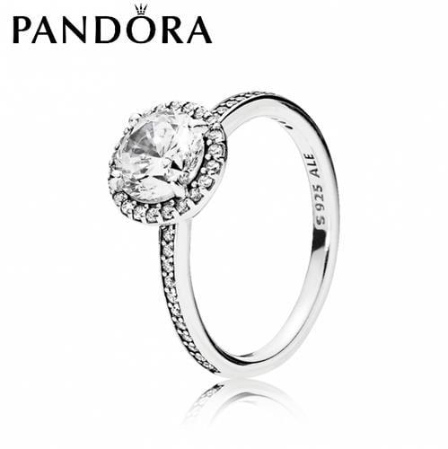 טבעת כסף קלאסיות אלגנטית