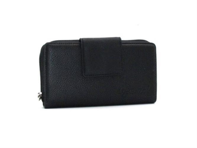 ארנק אופנה LORENZO שחור