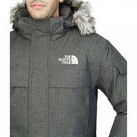 THE NORTH FACE Mens McMurdo Parka Graphite Grey