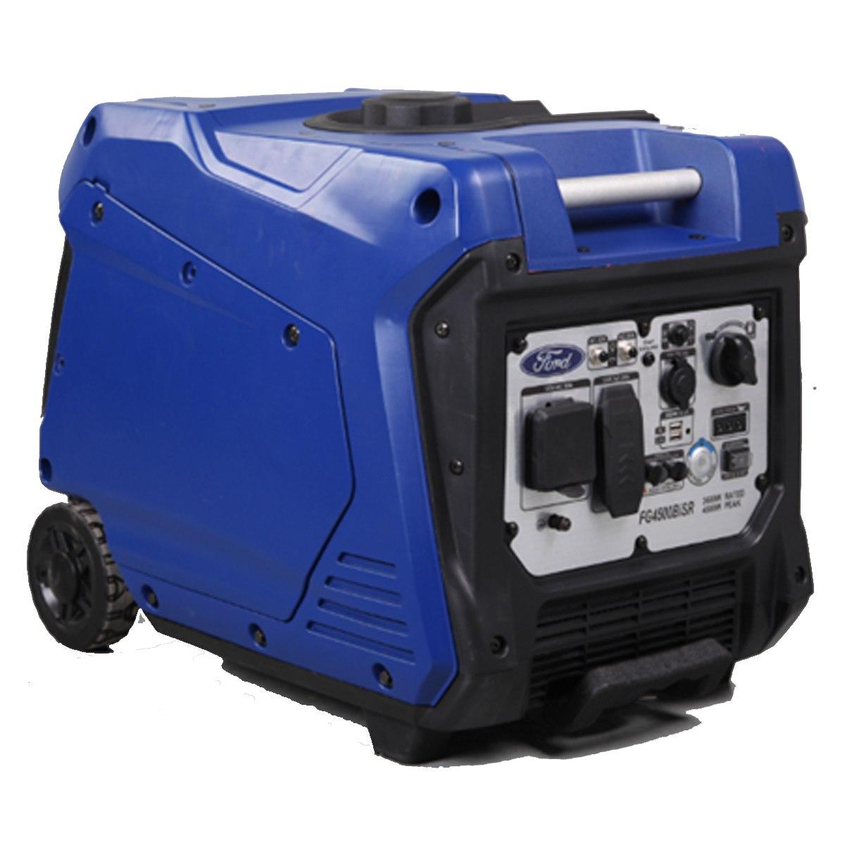 גנרטור מושתק 4000W כולל מייצב מתח חברת FORD