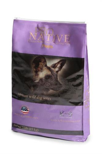 """פרו נייטיב גורים 15 ק""""ג מזון יבש לכלבים"""