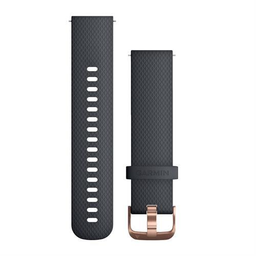 רצועה מקורית לשעון גרמין Garmin Quick Release Bands 20 mm כחול