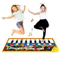 שטיח משחק אלקטרוני מוסיקלי