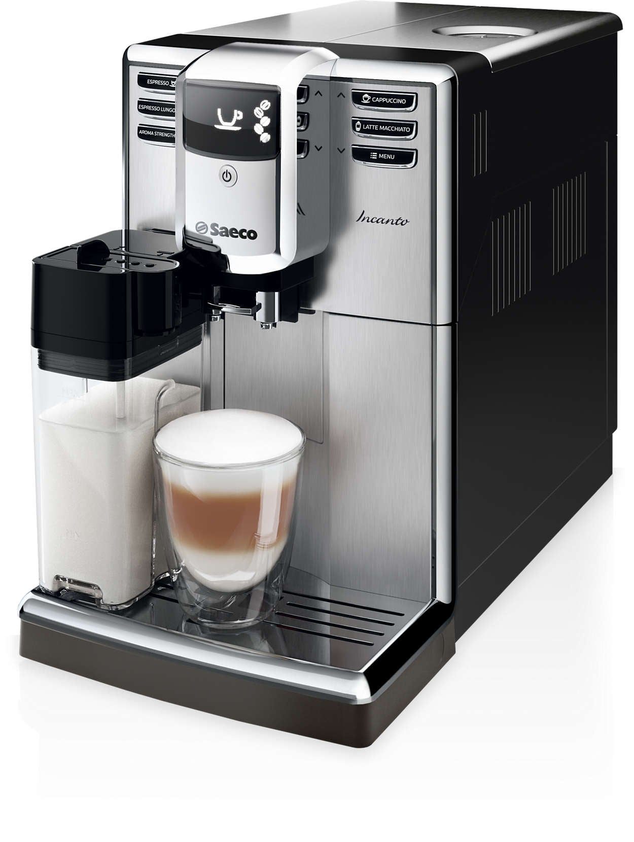 מכונת אספרסוSaeco Incanto Super-automatic espresso hd8917/01
