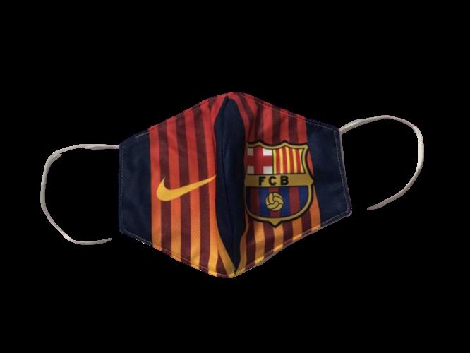 מסכת פנים מעוצבת ברצלונה