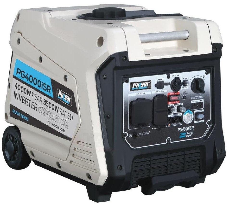 גנרטור מושתק אינוורטר 4000W חברת YAMAR