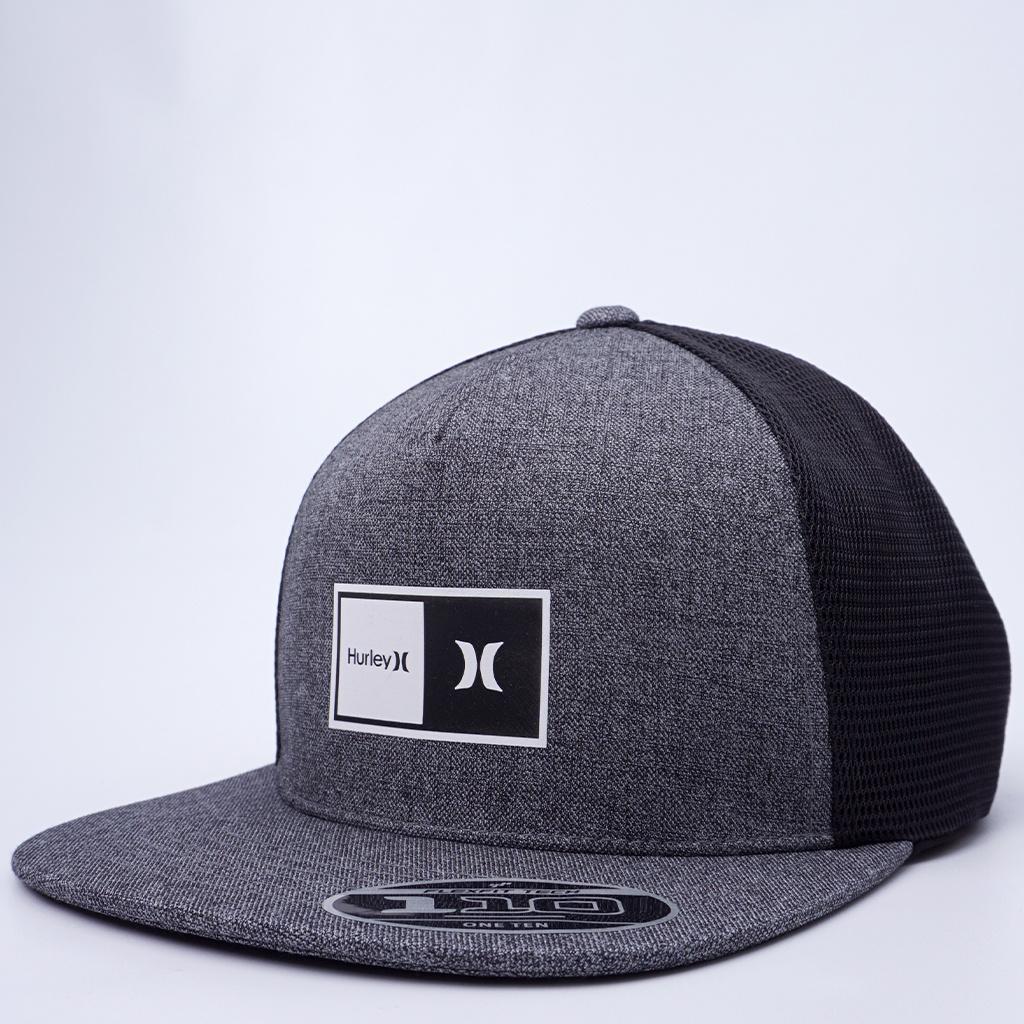 Hurley Natural 2 Trucker Hat -Cool Grey