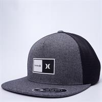 Hurley Natural 2 Trucker Hat -Cool Grey