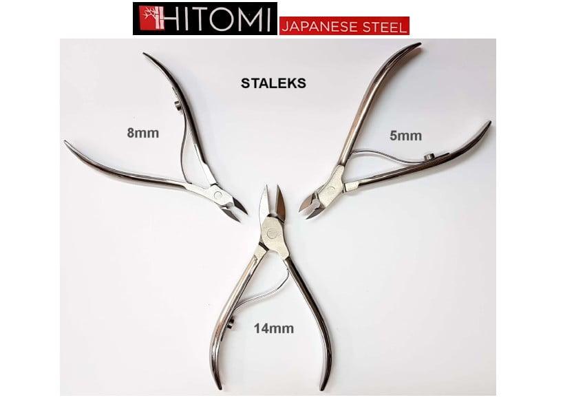סט צבתיות STALEKS - HITOMI