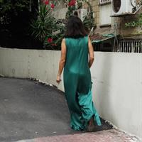 אוברול בקי ירוק