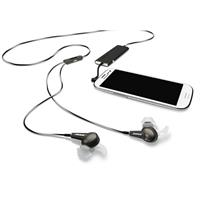 אוזניות חוטיות Bose QuietComfort 20, התאמה מושלמת לאוזן הפנימית ואיכות צליל