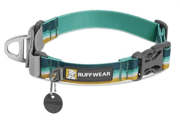 קולר לכלב WEB REACTION MARTINGALE DOG COLLAR WITH BUCKLE
