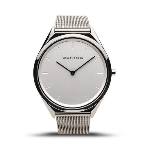 שעון ברינג דגם BERING 17039-000 ULTRA SLIM