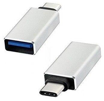 מתאם OTG מ- USB C זכר ל-UAB3.0 A נקבה