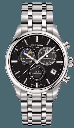 שעון סרטינה דגם C0334501105100 Certina