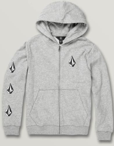 VOLOCOM Deadly stones zip hoodie