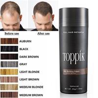 טופיק – תכשיר להסוואת מראה שיער דליל - נשירת שיער
