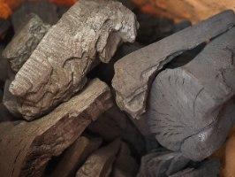 """פחם למעשנה ברמה גבוהה ביותר -  פאלו סנטו פחמים GRILL - שק של 15 ק""""ג"""