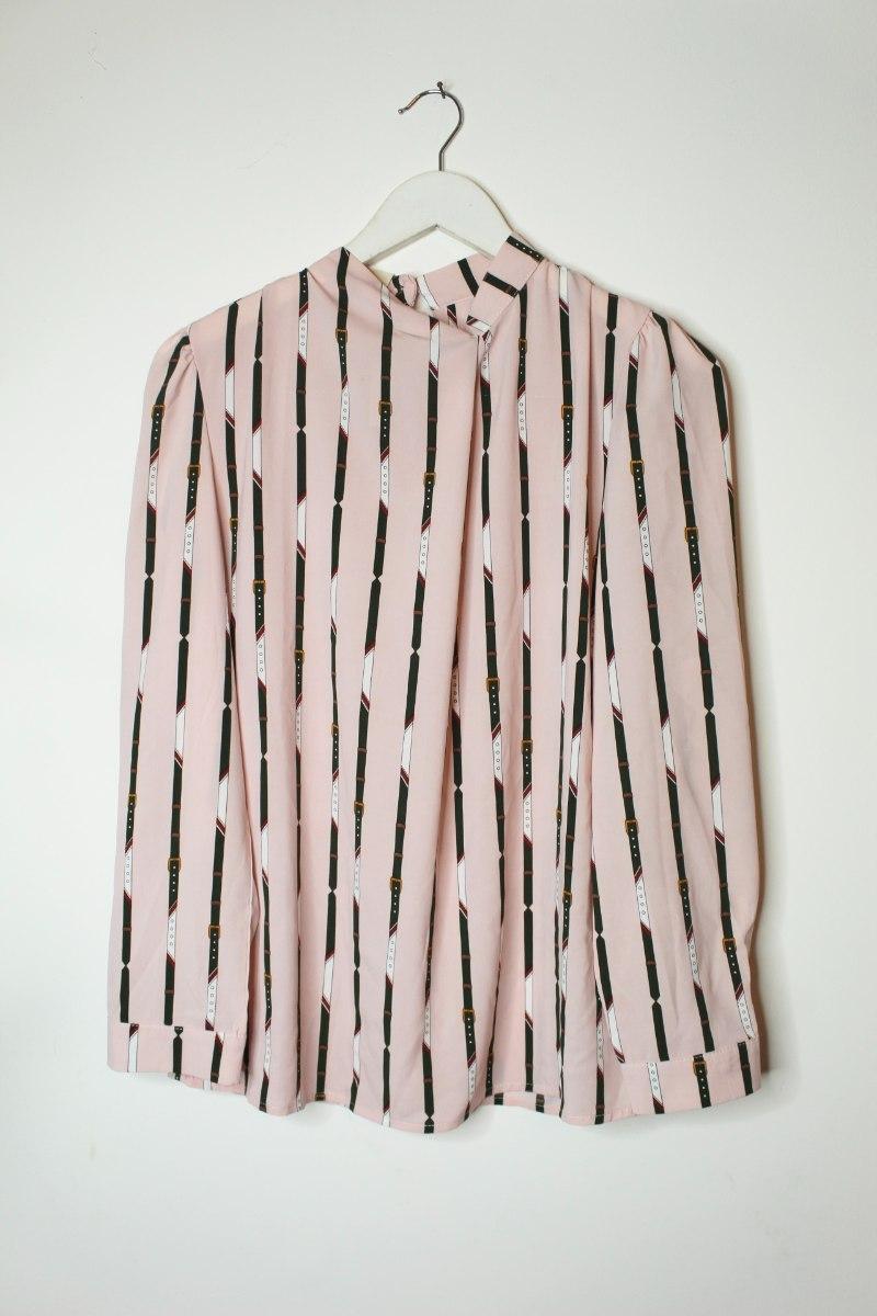 חולצת איגי ורודה