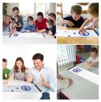 קליעה למטרה - משחק שולחן