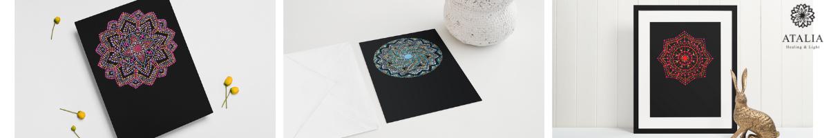 כרטיסי ברכה - ataliamandalaart