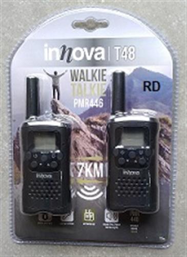 """מכשיר קשר INNOVA T48 עד 7 ק""""מ"""