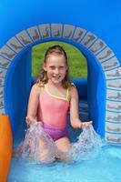 מתקן קפיצה מתנפח רטוב עם מים Bestway 53351 - פארק מים - SPLASHTONA RACEWAY