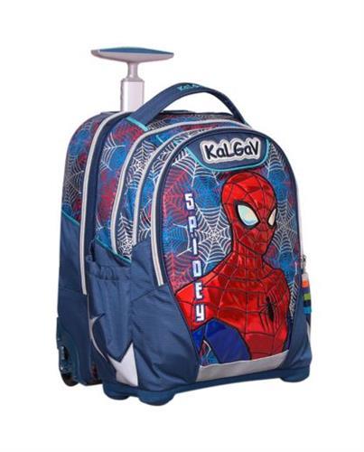 תיק ספיידרמן נייבי ITROLLY Spiderman