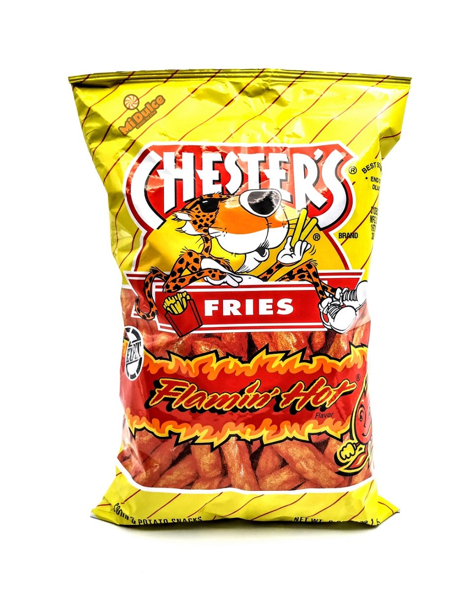 Cheetos Chesters Flamin Hot מארז ענק!