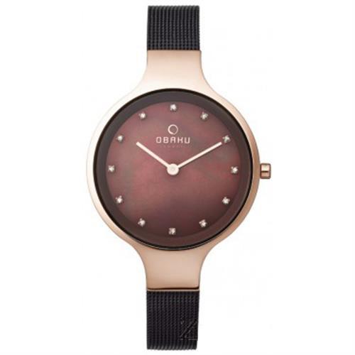 שעון יד אנלוגי נשים V173LVNMN OBAKU