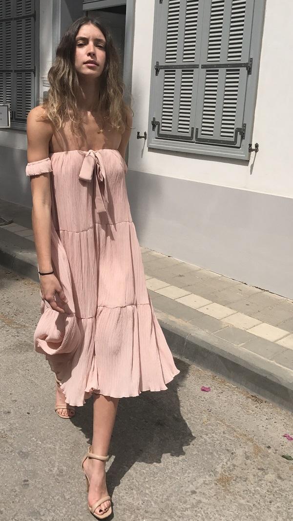 שמלת מלליסה פודרה