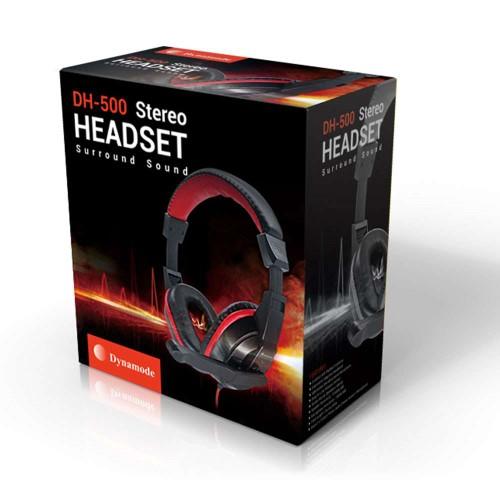 אוזניות למחשב DH-500