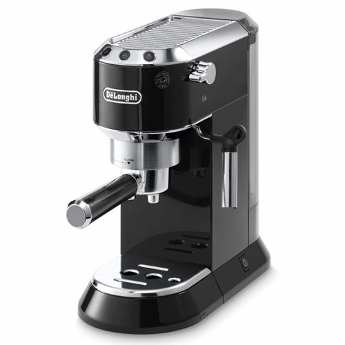 מכונת אספרסו ידנית מקצועית – פודים וקפה טחון DeLonghi Coffee דגם: DEDICA EC680.BK