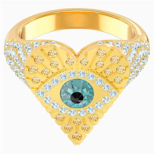 טבעת SWAROVSKI קולקציית LUCKY GODDES במידה 55