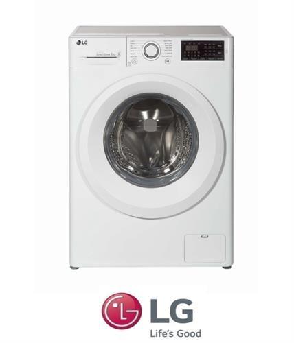 "LG מכונת כביסה 6 ק""ג דגם F0610WW"