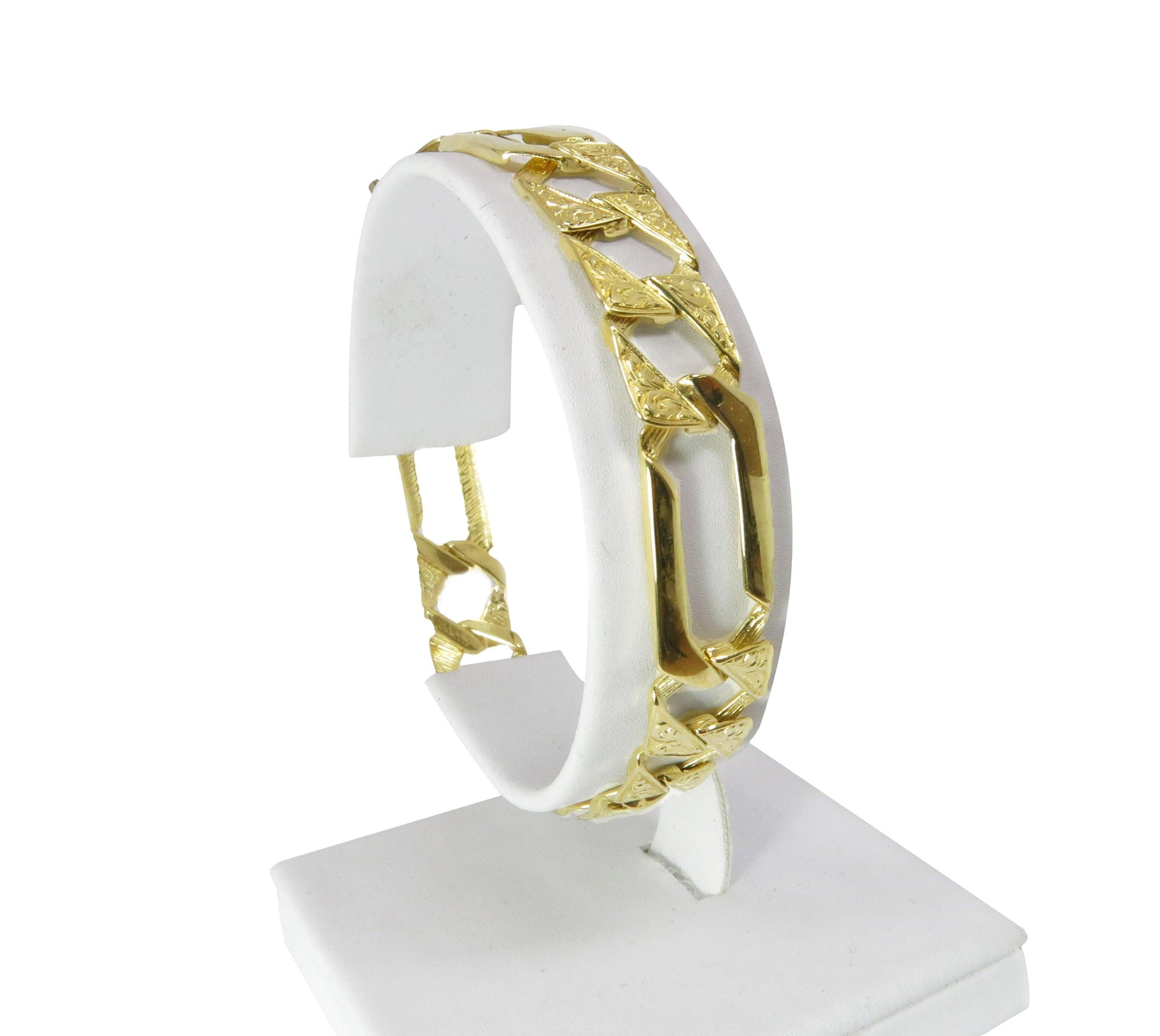 צמיד זהב 14K